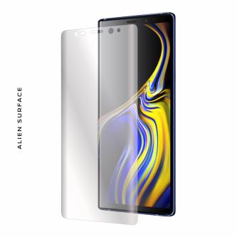 Samsung Galaxy Note 9 folie protectie Alien Surface