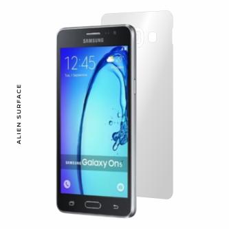 Samsung Galaxy On5 Pro folie protectie Alien Surface