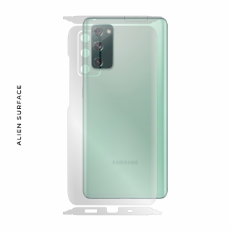 Samsung Galaxy S20 FE (S20 FE 5G) folie protectie Alien Surface