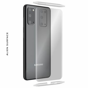 Samsung Galaxy S20 folie protectie Alien Surface