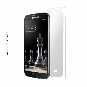 Samsung Galaxy S4 Mini Black Edition folie protectie Alien Surface