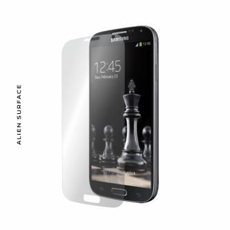 Samsung Galaxy S4 Black Edition folie protectie Alien Surface