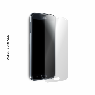 Samsung Galaxy S5 (S5 Neo) folie protectie Alien Surface