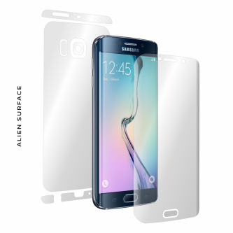 Samsung Galaxy S6 Edge Plus folie protectie Alien Surface
