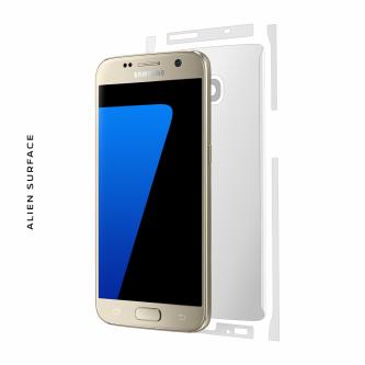 Samsung Galaxy S7 folie protectie Alien Surface