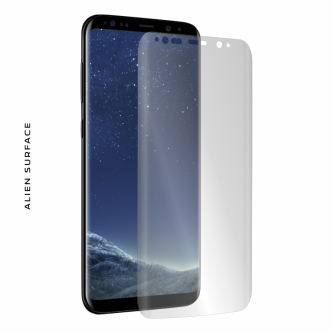 Samsung Galaxy S8 folie protectie Alien Surface