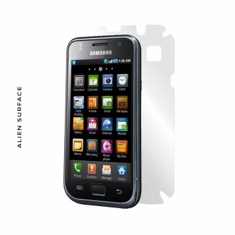 Samsung Galaxy S i9000 folie protectie Alien Surface