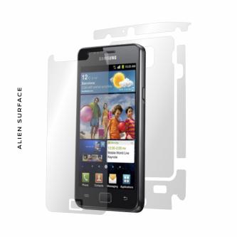 Samsung Galaxy S2 folie protectie Alien Surface