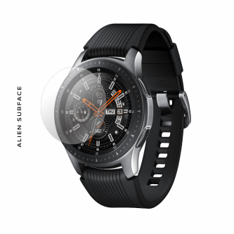 Samsung Galaxy Watch 46 Silver folie protectie Alien Surface