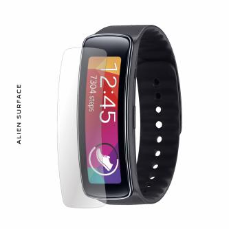 Samsung Gear Fit folie protectie Alien Surface