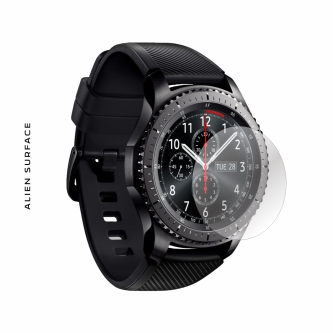 Samsung Gear S3 Frontier folie protectie Alien Surface