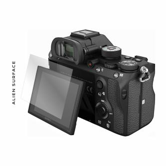 Sony A7R III folie protectie Alien Surface