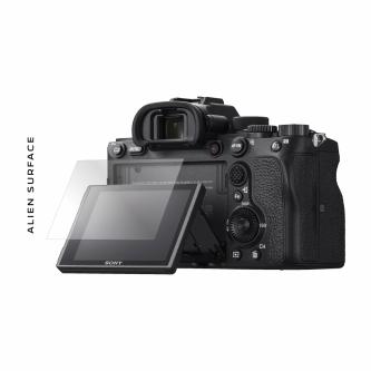 Sony A7R IV folie protectie Alien Surface