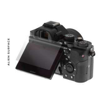 Sony Alpha A7S folie protectie Alien Surface