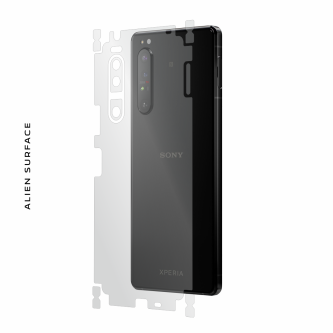 Sony Xperia 1 II folie protectie Alien Surface