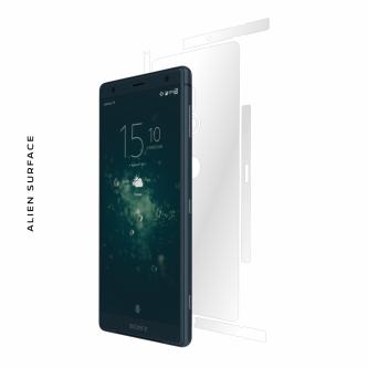 Sony Xperia XZ2 folie protectie Alien Surface