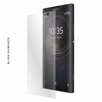 Sony Xperia XA2 Plus folie protectie Alien Surface