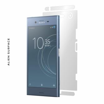 Sony Xperia XZ1 folie protectie Alien Surface