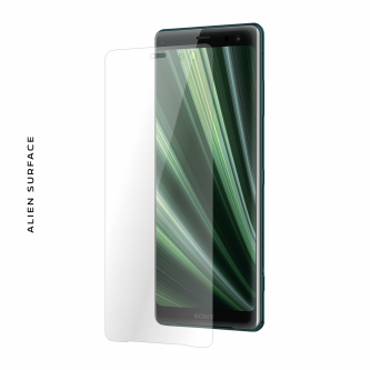 Sony Xperia XZ3 folie protectie Alien Surface