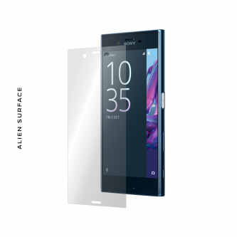 Sony Xperia XZ folie protectie Alien Surface