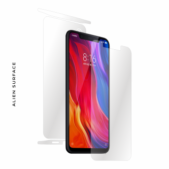 Xiaomi Mi 8 Explorer folie protectie Alien Surface