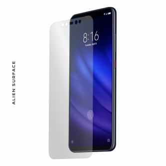 Xiaomi Mi 8 Pro folie protectie Alien Surface