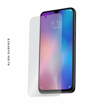 Xiaomi Mi 9 folie protectie Alien Surface