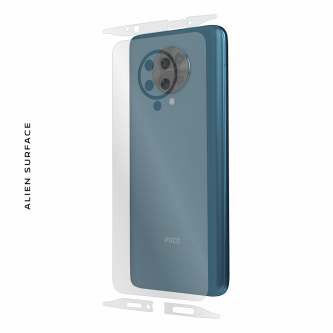 Xiaomi Poco F2 Pro folie protectie Alien Surface