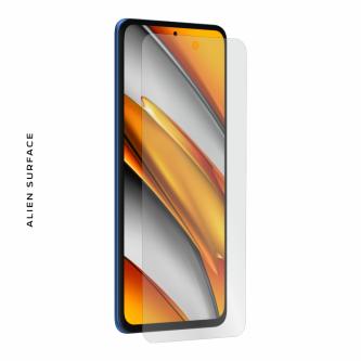 Xiaomi Poco F3 folie protectie Alien Surface