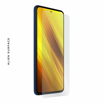 Xiaomi Poco M3 folie protectie Alien Surface