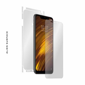 Xiaomi Pocophone F1 folie protectie Alien Surface