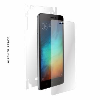 Xiaomi Redmi 3S folie protectie Alien Surface
