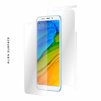 Xiaomi Redmi 5 Plus folie protectie Alien Surface