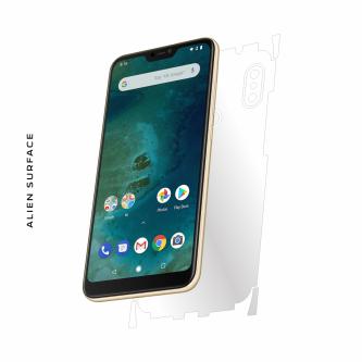 Xiaomi Redmi 6 Pro folie protectie Alien Surface