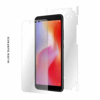 Xiaomi Redmi 6A folie protectie Alien Surface