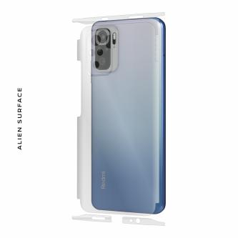 Xiaomi Redmi Note 10S folie protectie Alien Surface