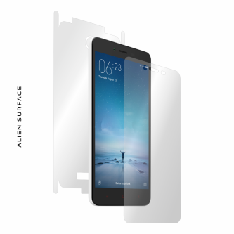 Xiaomi Redmi Note 2 folie protectie Alien Surface
