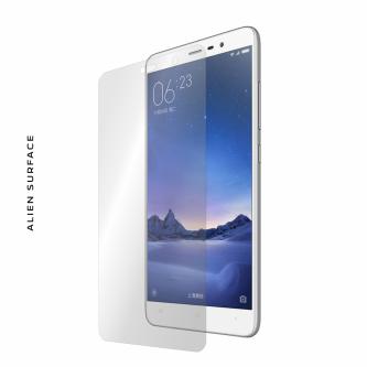 Xiaomi Redmi Note 3 Pro folie protectie Alien Surface