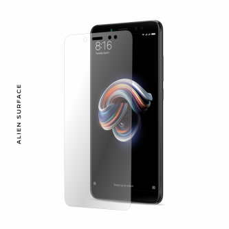Xiaomi Redmi Note 5 Pro folie protectie Alien Surface