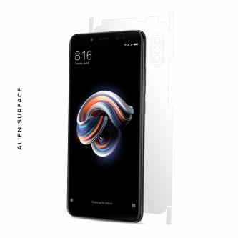 Xiaomi Redmi Note 5 folie protectie Alien Surface