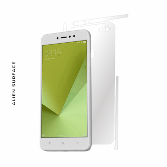 Xiaomi Redmi Note 5A Prime High Ed. folie protectie Alien Surface