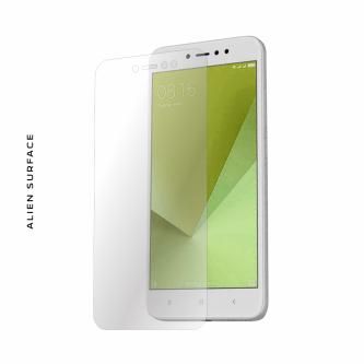 Xiaomi Redmi Note 5A High Ed. folie protectie Alien Surface