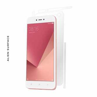 Xiaomi Redmi Note 5A Prime Standard Ed. folie protectie Alien Surface