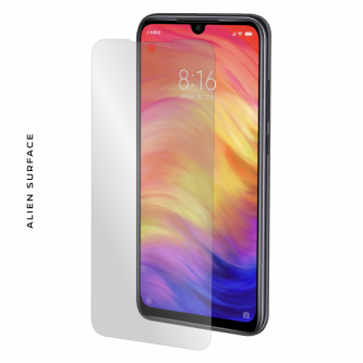 Xiaomi Redmi Note 7 Pro folie protectie Alien Surface