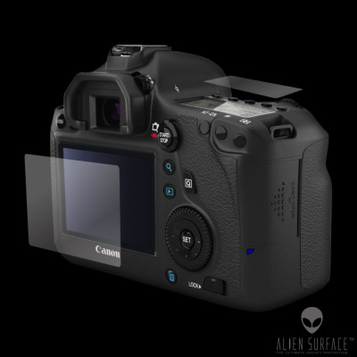 Canon EOS 6D folie protectie ecran