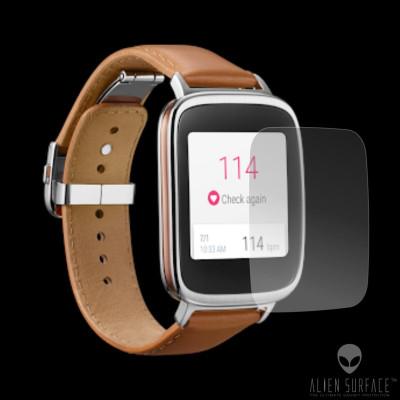 Asus Zenwatch WI500Q folie protectie ecran Alien Surface