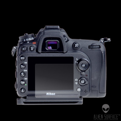 Nikon D7100 folie protectie ecran Alien Surface HD