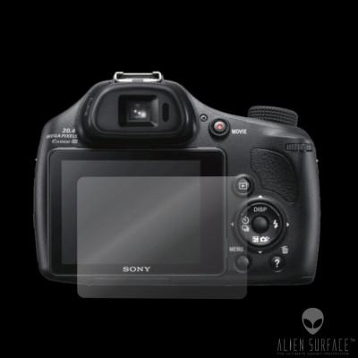 SONY DSC HX400V folie protectie ecran Alien Surface HD