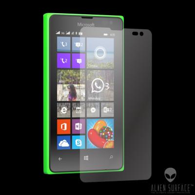 Microsoft Lumia 532 Dual SIM folie protectie ecran