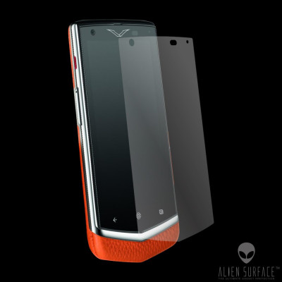 Vertu Constellation 2013 folie protectie ecran Alien Surface